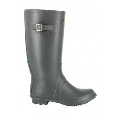Men's Grey Wellington Boots