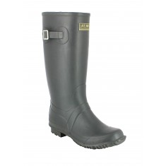 Ladies Grey Tall Wellington Boots
